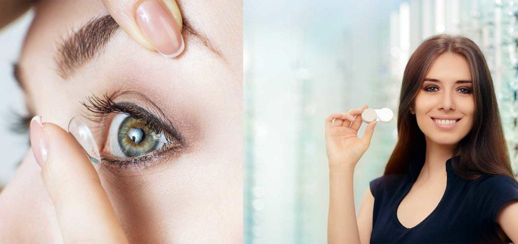 Kontaktlinsen München Kontaktlinsenstudio