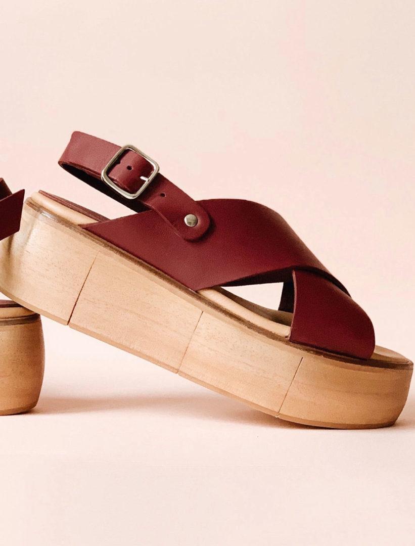 3 e1576489526313 - Leather platform sandals